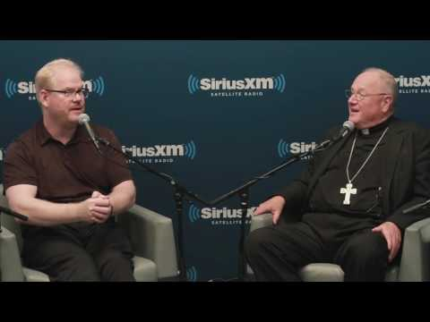 "cardinal-dolan-and-the-gaffigans-on-""the-jim-gaffigan-show""-//-siriusxm-//-the-catholic-channel"