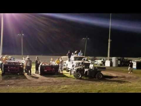 Dustin Virkus @ Madison Speedway- Feature 7.8.17, Part 1