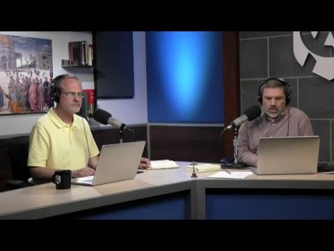 Fr. Bjorn Lundberg & Gary Zimak - Catholic Answers Live - 05/17/17