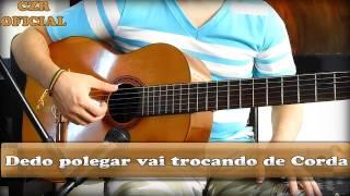 Baixar Aula de Violão 016 - Iniciando aos Dedilhados no violão parte 1  (como tocar)
