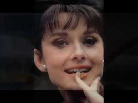 audrey hepburn:  i can't take my eyes off you...