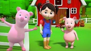 i colori della fattoria | canzone vivaio | rime per bambini | Colors Of The Farm | Rhymes For Babies