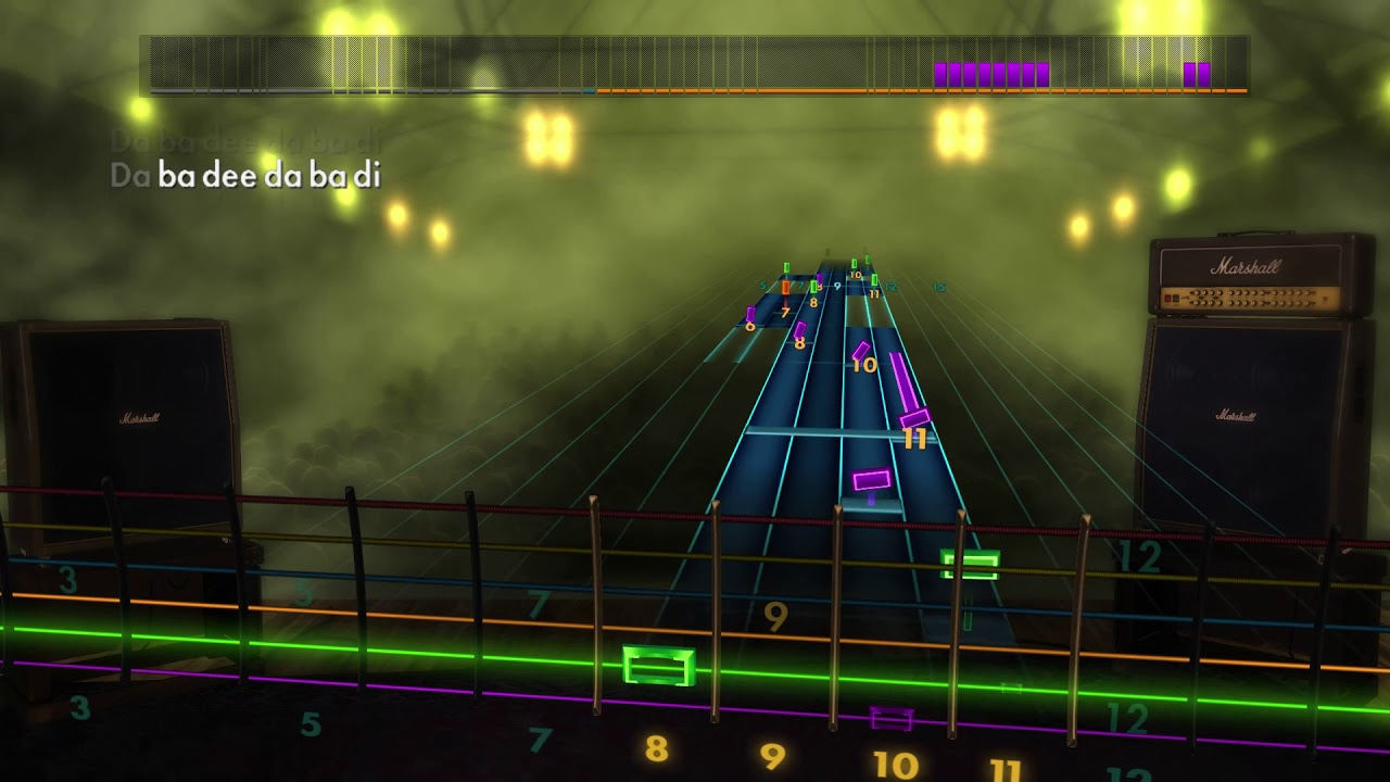 Eiffel 65 - Blue (Da Ba Dee) [Herded] [Rhythm] Rocksmith Disconnected Mode  Override to Max: ON
