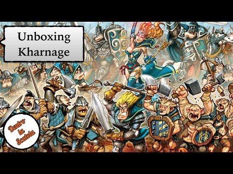 Dentro la Scatola (unboxing 051) - Kharnage