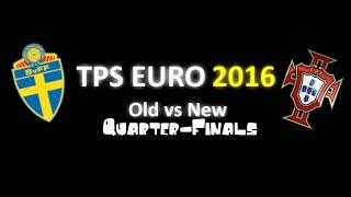 ROBLOX TPS EURO 2016: Schweden gegen Portugal (Viertelfinale Spiel)