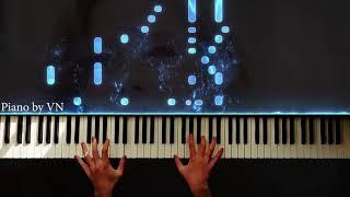 Camdaki Kız - Jenerik - @Fırat Yükselir  - Piano Tutorial by VN Resimi