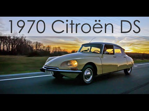 Citroen DS Feature | Gears and Gasoline