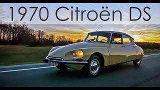 видео Citroen DS