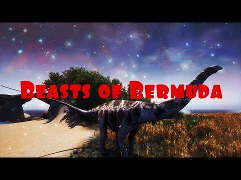 Beasts of Bermuda - бесплатная альтернатива The Isle!!!