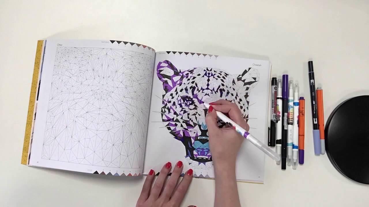 Trianimals Color Me Wild Book Trailer - YouTube
