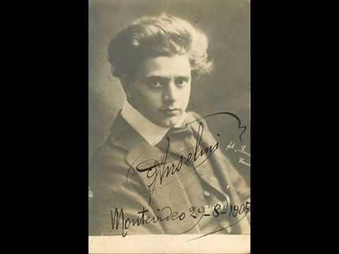Giuseppe Anselmi -Tenor-sings 17 Opera Arias & 3 Songs(Milan-1907-09)-laneaudioresearch2017