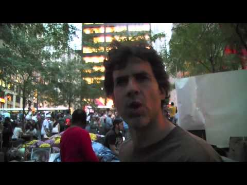 How Occupy Wall Street Works