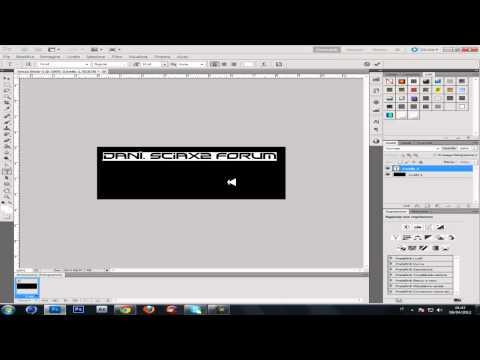 Effetto riflesso testo - Sciax2