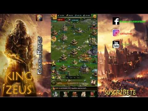 Clash Of Kings- COMO CONSEGUIR GRANJAS BOTS- FARMS BOTS CLASH OF KINGS