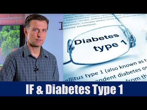 Intermittent Fasting & Diabetes Type 1