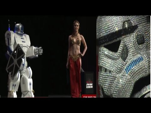 Star Wars Celebration Championships of Cosplay Contest - Star Wars Celebration 2017 Orlando