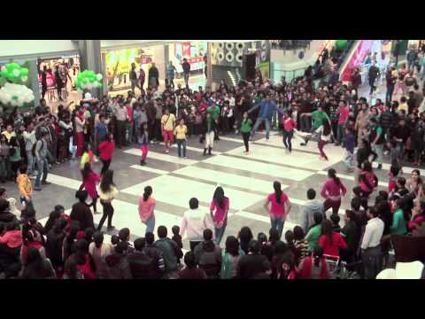 Delhi Flash Mob Dance against Delhi Gang Rape 2013