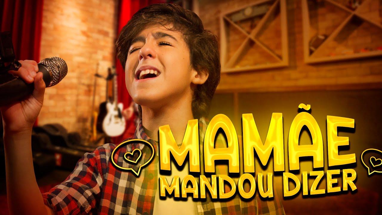 Enzo Rabelo - Mamãe Mandou Dizer | Lançamento 2020