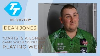 Dean Jones: 'NORTH EAST darts is the BEST it's ever been!'   Plus Q-School plans