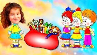 ВЛОГ// Отдаем игрушки детям-сиротам и выбираем новую игрушку Алис // Обзор магазина игрушек #1 серия