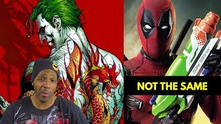 Zazie Beetz Says Joker is Different from Deadpool