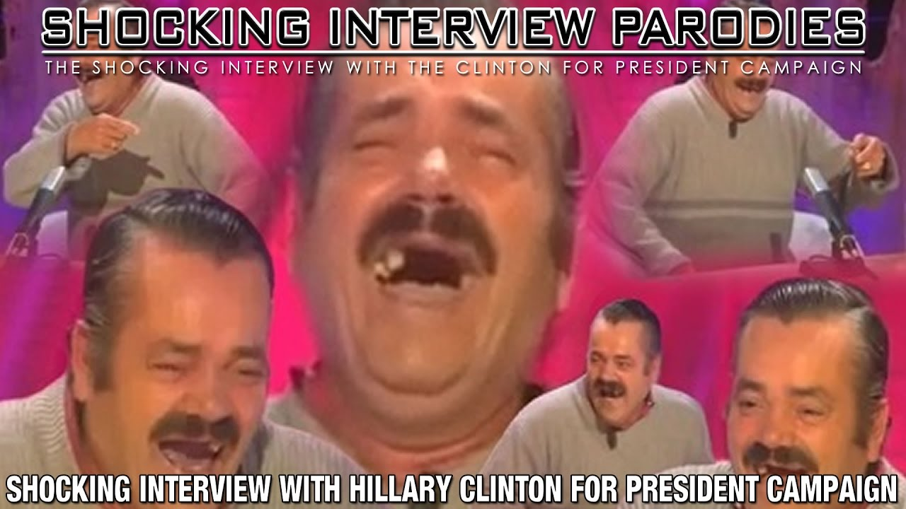 Shocking interview with Hillary Clinton for President campaign