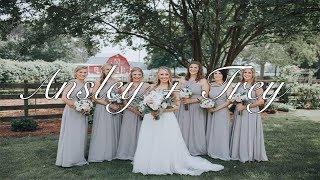 Ansley + Trey Johnson's Wedding