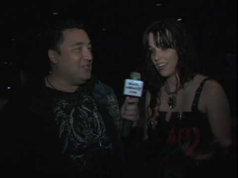 """""""Interview with Lzzy Hale of Halestorm – Aug 29, 2009"""""""