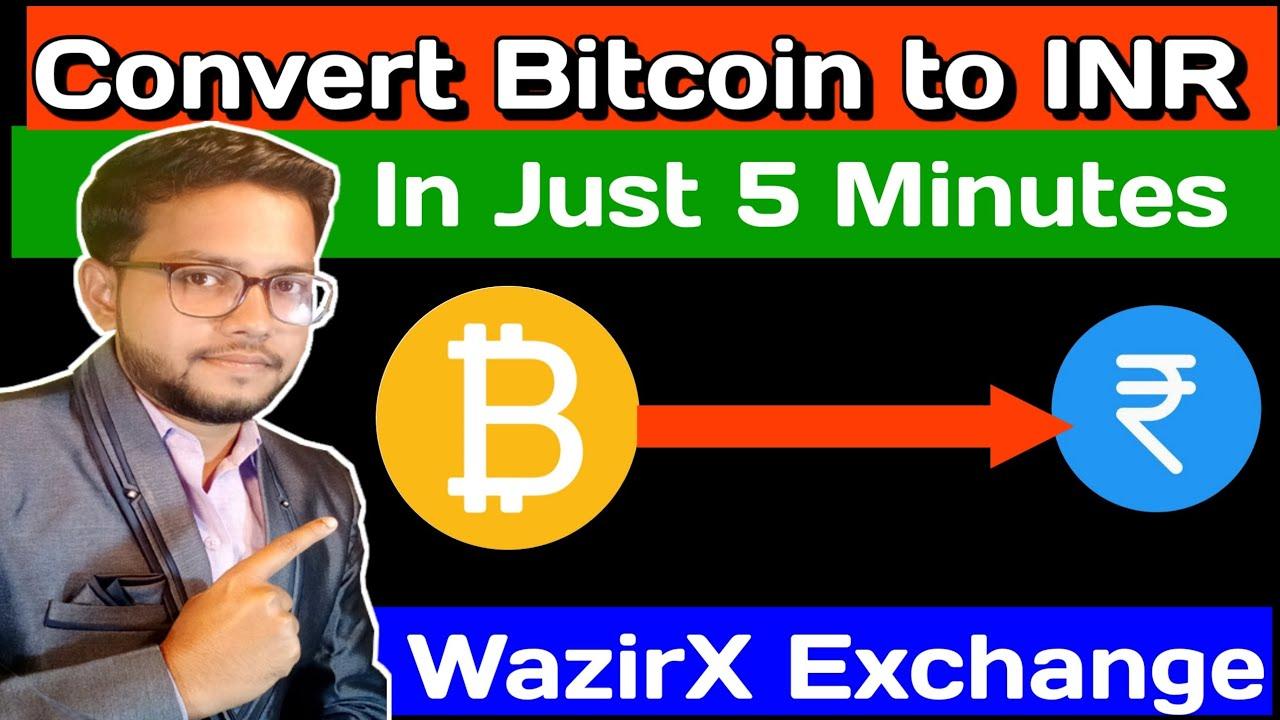 come convertire bitcoin a inr)