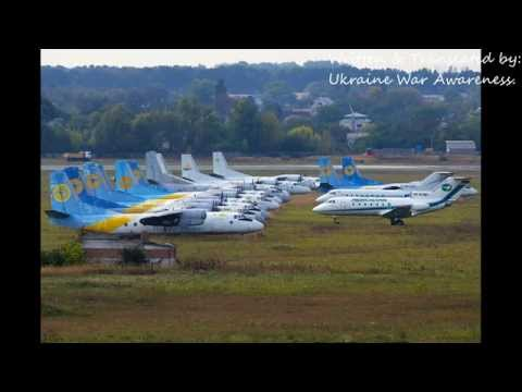 Proof! 11/4 S. Sudan Plane Crash was NOT Russian Cargo Plane. Antonov An-12 is Ukrainian!