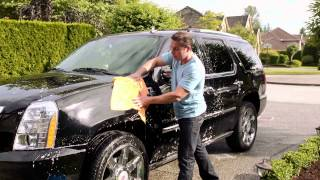 How to Wash and Detail your car or truck with the Amazing Miracle Shammy