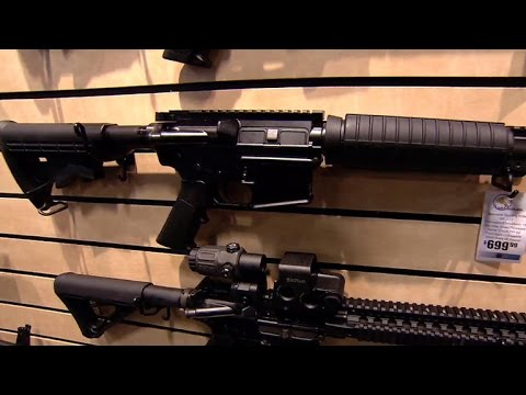 How the AR-15 went from military weapon to civilian gun