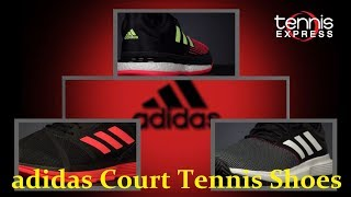 adidas Replaces Iconic Barricades with Court Tennis Shoes | Tennis Express