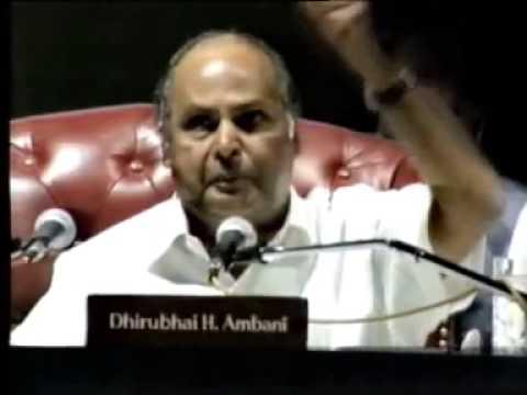 02 YouTube   Dhirubhai Ambani