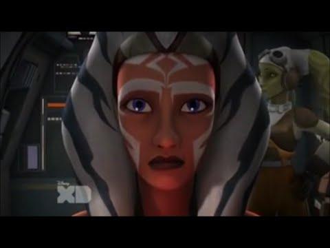 Ahsoka sees Vaders Memories