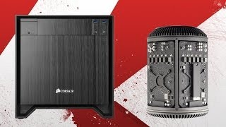 Haswell PC vs Ivy Bridge Vs Mac Pro | Ultimate Mini ITX Build