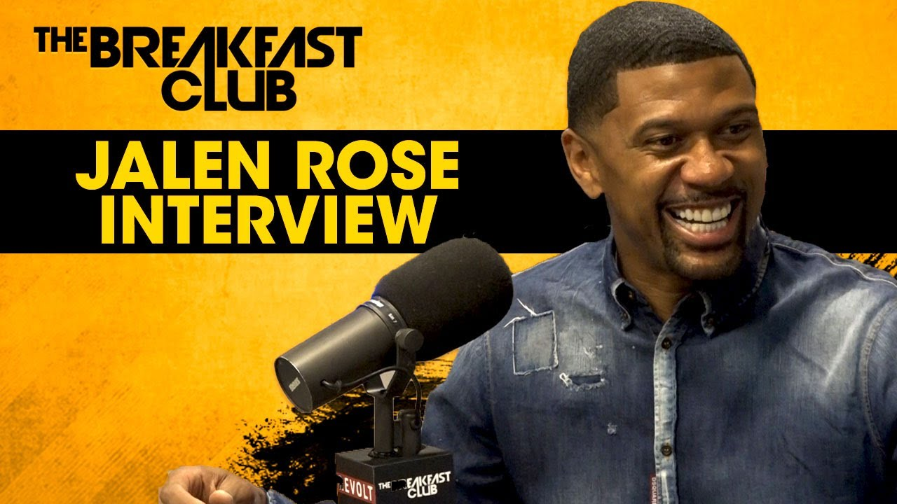 Jalen Rose Talks The 2017 NBA Draft His Support For Lavar Ball