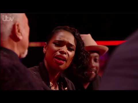 The Voice UK Jennifer Hudson & Tom Jone I Never Loved a Man
