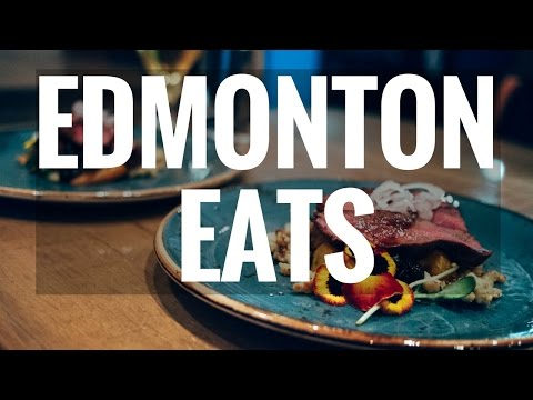 YEG EATS: Best Restaurants in Edmonton