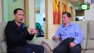 [心視台] 香港創健醫生 醫務總監 方陽醫生先進科技更能檢查出身體部分出現喑病
