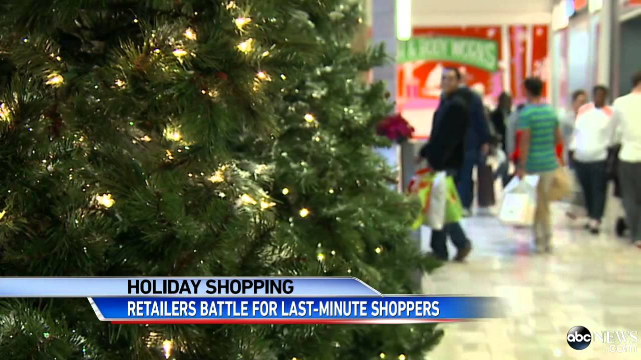 Hottest Last-Minute Christmas Shopping Deals - YouTube