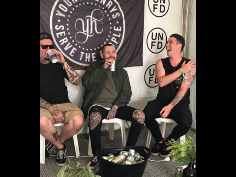 Deez Nuts Interview | Unify Gathering 2017 | Beers With The Band