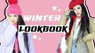 Winter Lookbook • Venetia Kamara