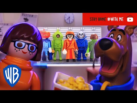 Scooby-Doo! Playmobil Mini Mysteries | The Line Up | WB Kids