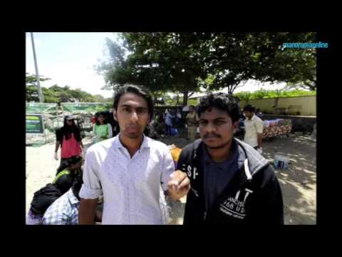 Fort Cochin Beach Cleaned By NSS Students of UC College | Manorama Online