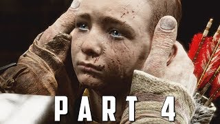 GOD OF WAR Walkthrough Gameplay Part 4 - ATREUS (God of War 4)