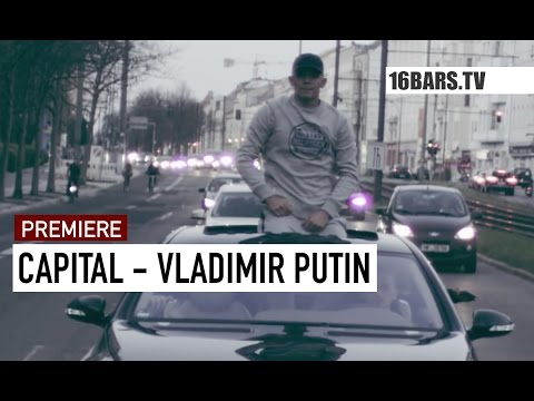 Capital Bra - Vladimir Putin // prod. by Hijackers (16BARS.TV PREMIERE)