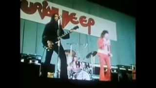 """Budokan Hall Tokyo, 1973/16/03 The known """"Classic Heep/Live from By..."""