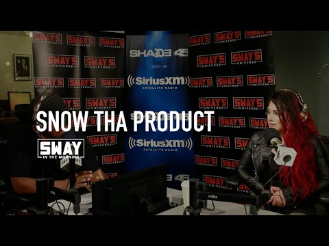 """Is Snow Tha Product the Next Hip Hop Queen? She Freestyles Live & Talks New Project """"Halfway There"""""""