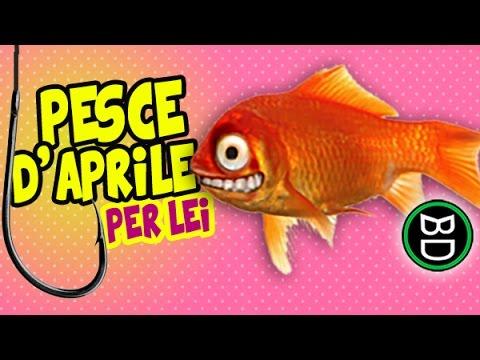 Pesce D Aprile Per Lei Scherzo Telefonico 1 Aprile